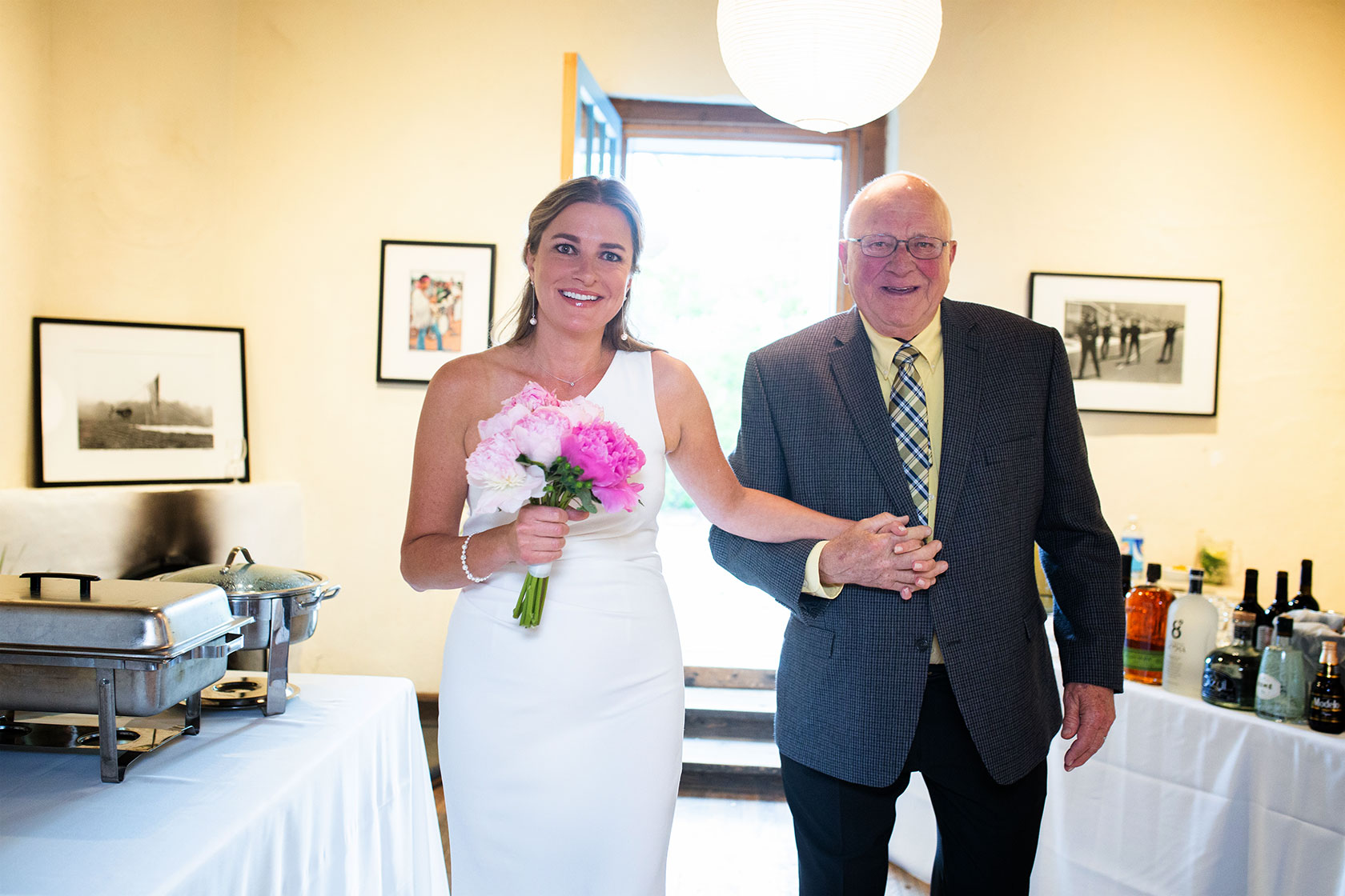 Neptune Gallery Wedding