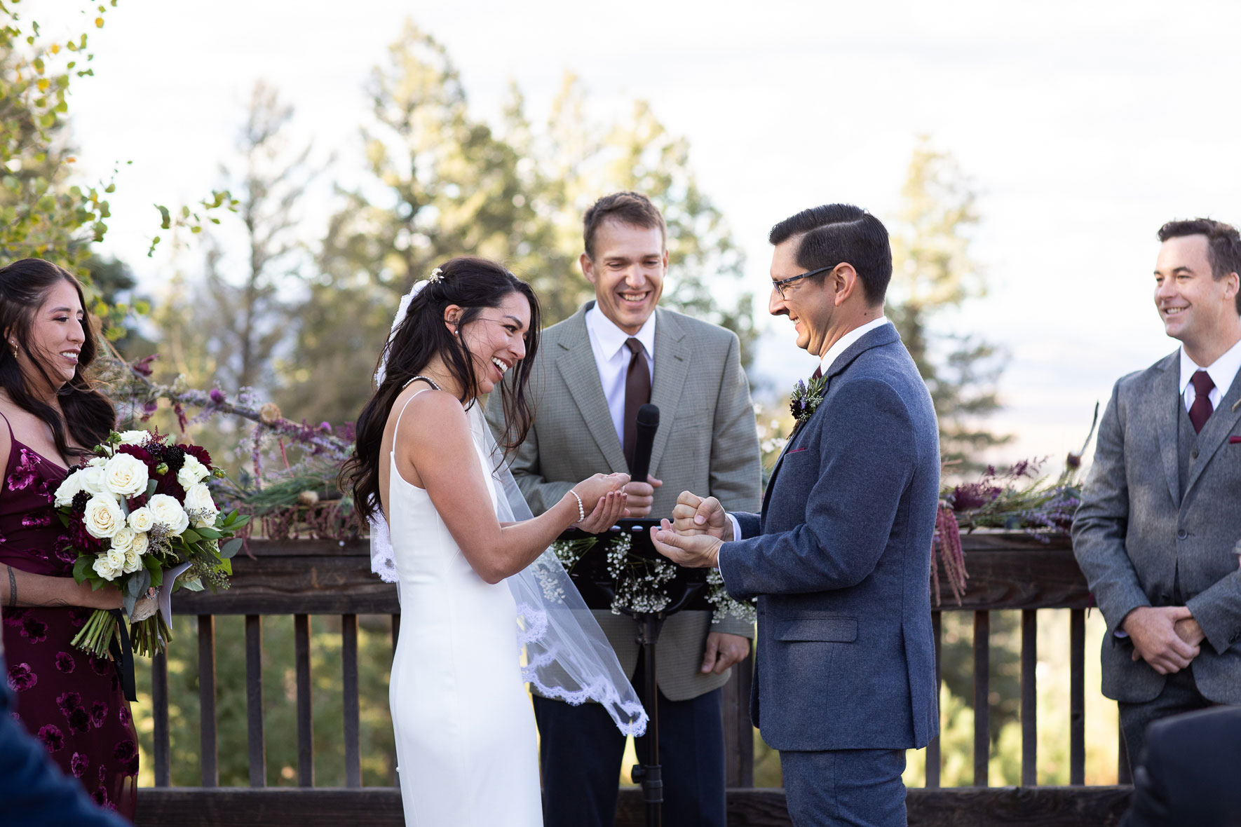 Angel Fire Resort Wedding