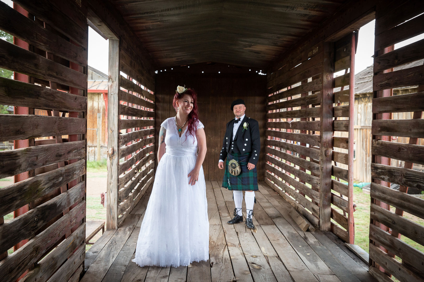 Eaves Movie Ranch Wedding, Santa Fe, NM