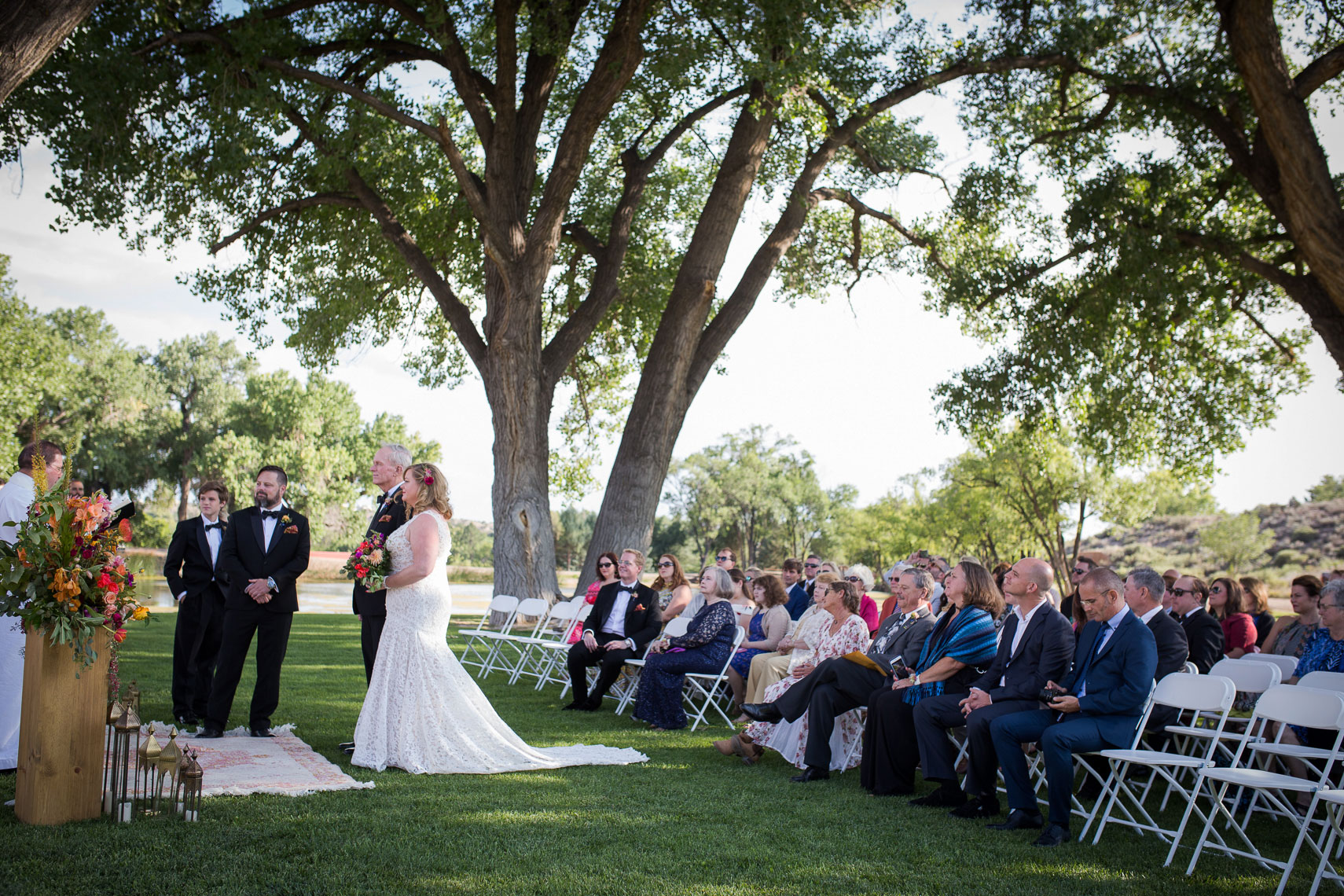 La Mesita Ranch Wedding