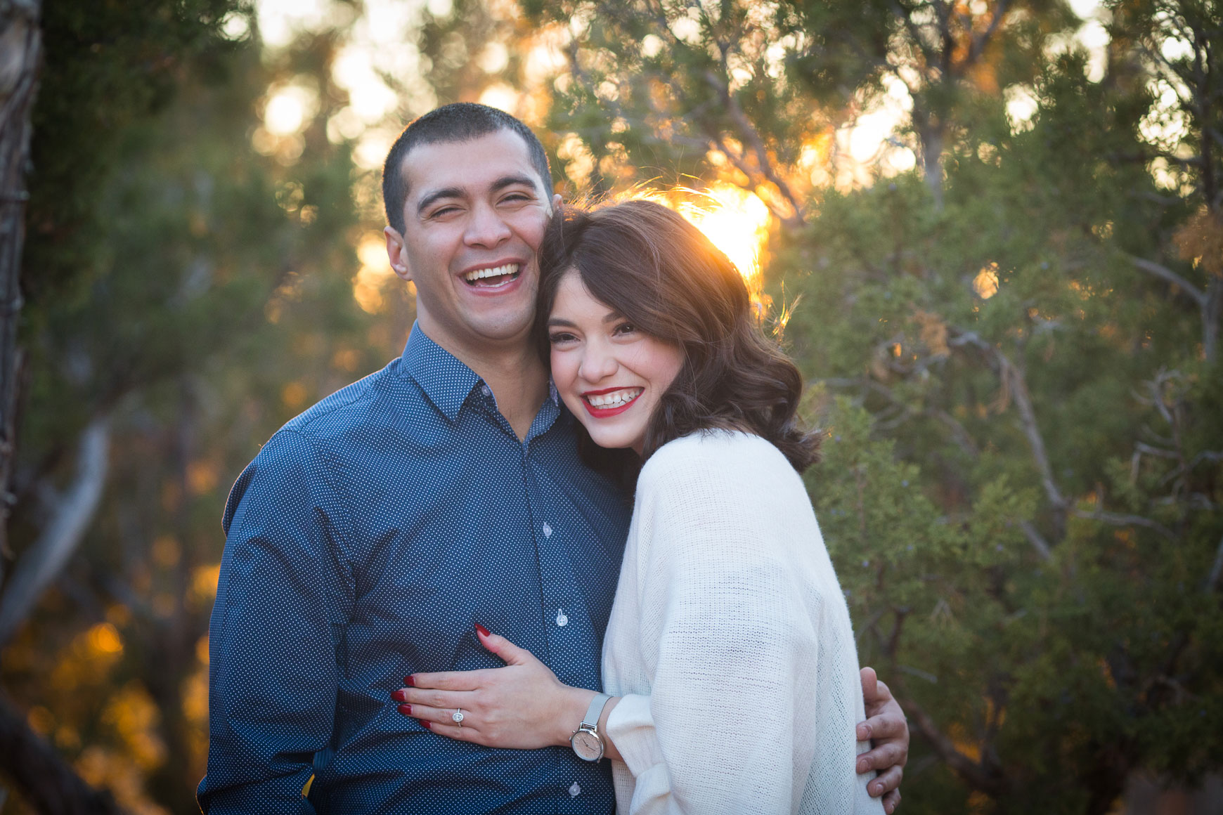 Santa Fe Engagement Photographer